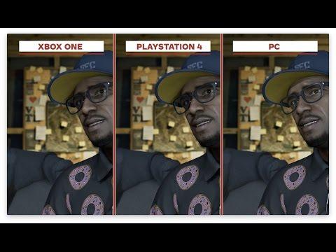 Watch Dogs 2 Graphics Comparison: PS4 vs. Xbox One vs. PC