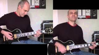 Anastasia - Slash - guitar cover