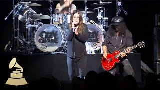 Ozzy, Metallica, More Rock For Recovery | GRAMMYs