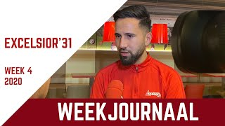 Screenshot van video Excelsior'31 weekjournaal - week 4 (2020)