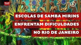 Escolas de Samba mirins enfrentam dificuldades no Rio de Janeiro