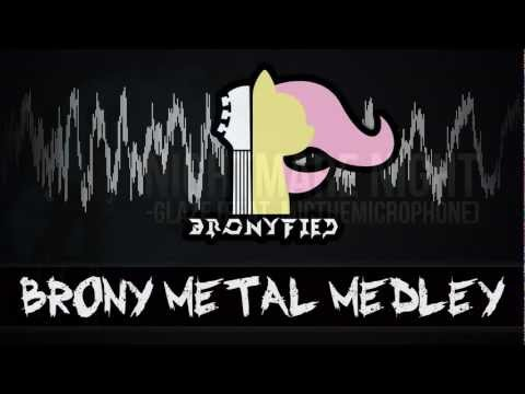 bronyfied-brony-metal-medley-bronyfied