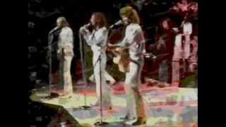 Bee Gees Wish You Were Here - Bronze Statue