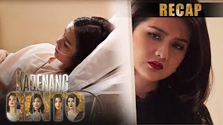 Daniela thinks of donating blood to Cassie   Kadenang Ginto Recap (With Eng Subs)