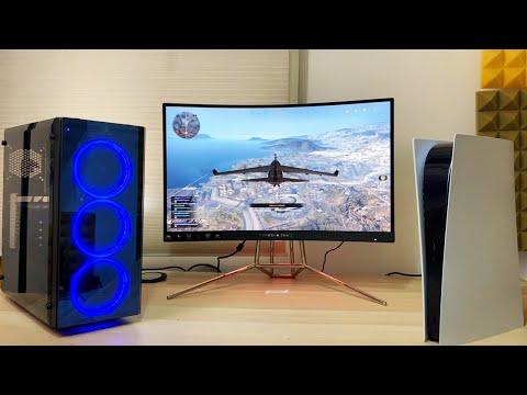 PS5 vs PC GAMING de 400€!  Monto un BICHO de equivalente precio ¿Merece la pena?