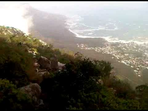 Africa Episode 22- After Abseiling Off the Top of Table Mountain (June 20)