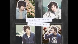 Happy Birthday Harry Styles//Shape Of You ( cover by J.Fla )
