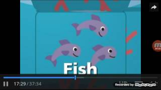BABY EINSTEIN FISH SOUND EFFECT