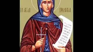 Ορθόδοξα Θαύματα  - Η Αγ. Πελαγία θεραπεύει γυναίκα από δαιμόνιο