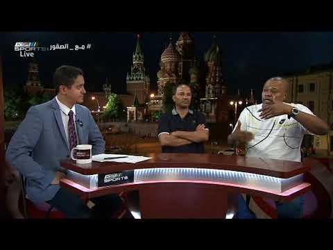 سعيد العويران - أقول لرؤساء الأندية استغلوا وجود آل الشيخ قبل أن ينتهي من ترتيب الرياضة #المونديال