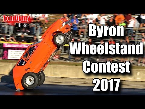 Byron Wheelstand Contest 2017