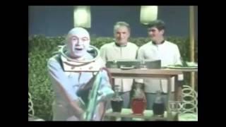 Otto Preminger as Mr Freeze in 'Wild'