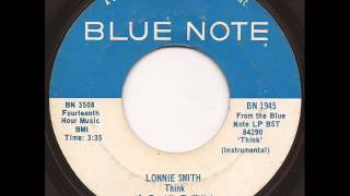 Lonnie Smith - Think - Blue Note Mod Jazz Funk Acid 45