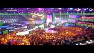 Rihanna ft. Claudia - Don't Stop The Music (Live Star Academy 2007).avi