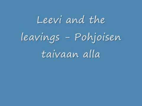 leevi-and-the-leavings-pohjoisen-taivaan-alla-pohjoiskarjala2008