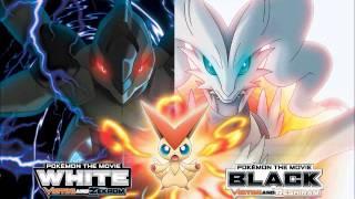 Pokemon The Movie Black/White Opening Theme with lyrics