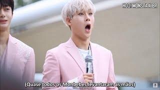 Jooheon ficou surpreso! - Mini fanmeeting [Legendado PT-BR]