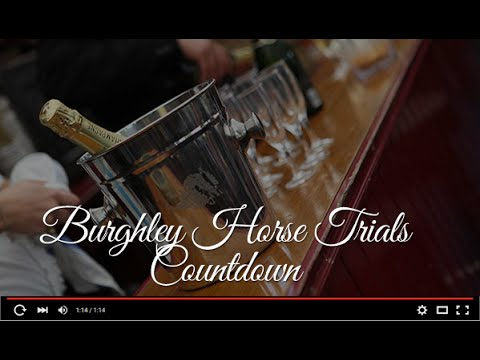 Dubarry Countdown to Burghley Horse Trials 2015