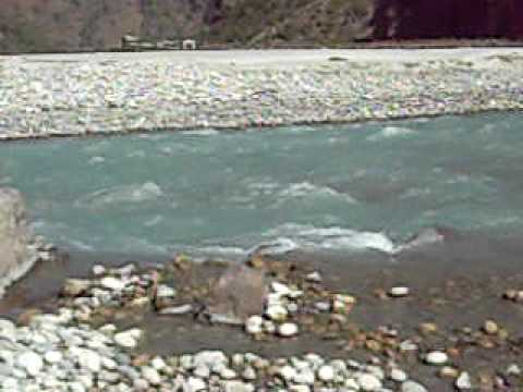 Anapurna Trek – By the way, a river Part 1/2