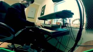 Aeroplane In The Studio with Purple Disco Machine