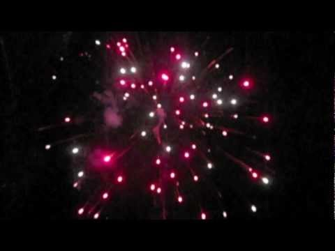 Fireworks - Leaving The Tropical Paradise of Koh Samui Thailand With A Bang
