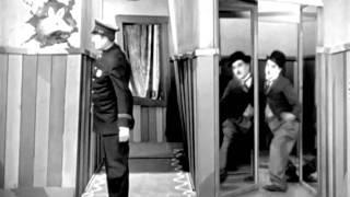 Charlie Chaplin Mirror Maze Scene Music by Xiaotian Shi