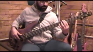 Juan Antonio Mora - Calle Luna Calle Sol - bass cover