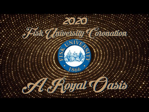 2020 Miss Fisk University Coronation