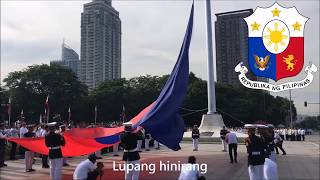 National Anthem of Philippines - Lupang Hinirang (Remake)