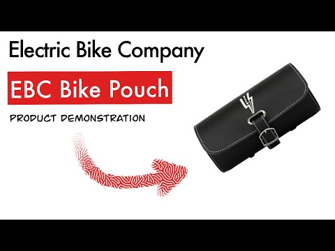 EBC pouch behind your seat