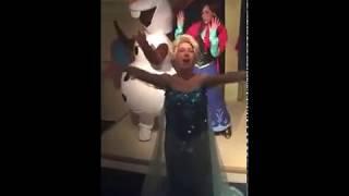 Frozen Parties: Let It Go pt I
