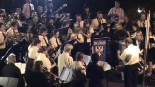 Highland Cathedral - Philharmonie Drulingen & APEM Bézu-le-Guéry - 10 ans APEM 04/07/09