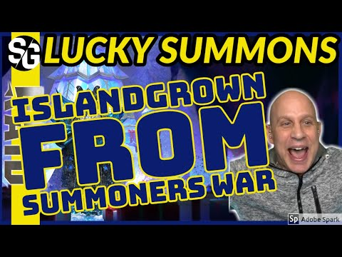 RAID SHADOW LEGENDS | MASSIVE SUMMONS & ISLANDGROWN STOPS BY