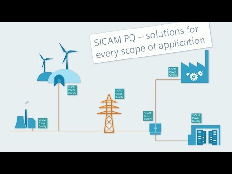 SICAM Power Quality - Part 4 - Applications