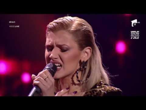 "Labrinth - ""Beneath your beautiful"". Raul Eregep si Alina Eremia din finala X Factor"