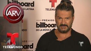 Ricardo Arjona presentó su tema musical 'Circo soledad' | Al Rojo Vivo | Telemundo