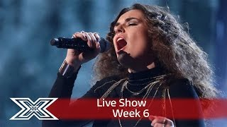 Sam Lavery takes on Disco Queen Gloria Gaynor! | Live Shows Week 6 | The X Factor UK 2016