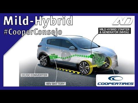 """¿Qué es un Mild Hybrid o Micro Híbrido"""" - #CooperConsejos en AutoDinámico"""