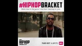 BET Hip-Hop Bracket finals