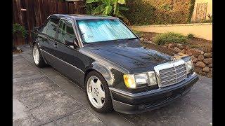 1993 Mercedes 500E – One Take