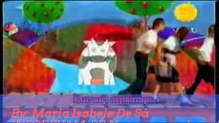 Chiquititas Argentina 2000 - Juntos (Abertura).