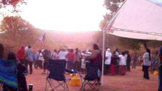 Apache Sunrise Dance