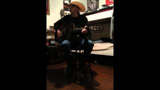 Cover by Arthur King Wagon Wheel