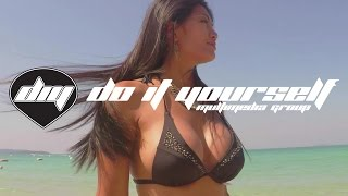 STEFAN GRUENWALD & D-CHILL feat. KATY BLUE - On the beach (Mysticage chillout remix)  [Official]