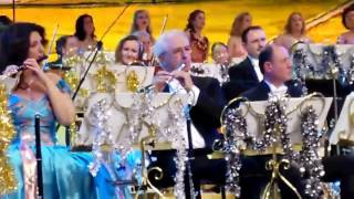Andre Rieu -The Wild Rover in Dublin 8th Dec 2016