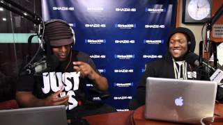 Hit-Boy on Most Interesting Studio Session with Kanye on Sway in the Morning