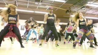 Bunji Garlin   Differentology We Ready Dancehall Funk Choreography