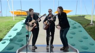 "needtobreathe ""Brother"" - Live & Acoustic on a slide in Sydney, Australia"