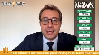 Turbo Daily 19.03.2020 - La BCE lancia un QE per il Coronavirus