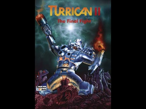 Jugando hasta el Infinito. Turrican 2- C64
